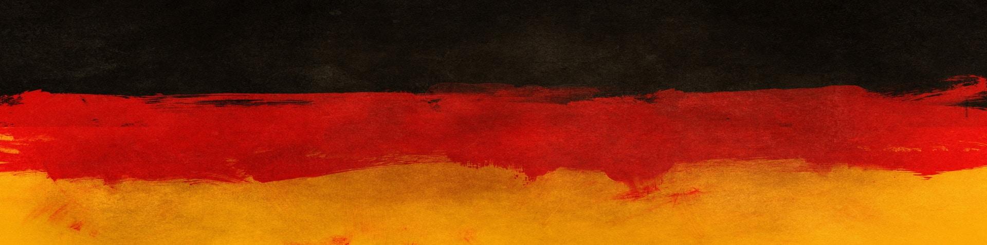 Rechtsanwalt Einbürgerung Deutschlandflagge