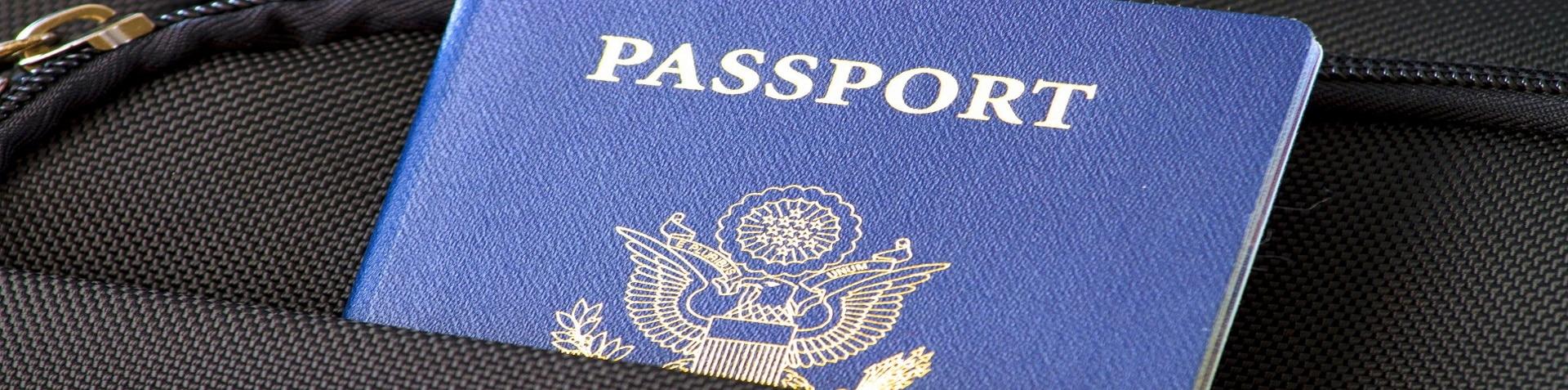 Rechtsanwalt Duldung blue Passport